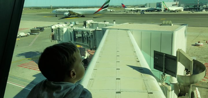 Tips for Flying with Kids - Tips and Advice