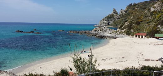Calabria with kids - Capo Vaticano