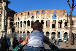 rome-with-kids-colloseum