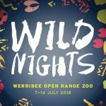 Wild Nights at Werribee Zoo these School Holidays