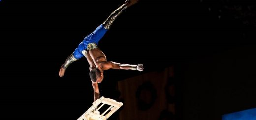 Cirque Africa- Melbourne activities For Kids this school holidays