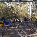 Eltham Miniature Railway – Diamond Valley Steam Train for Kids