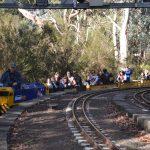Eltham Miniature Railway – Diamond Valley Steam Train for Kids