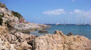 best-beaches-italy-ponza