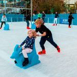 Melbourne has 3 Pop-Up Ice Skating Rinks These Winter School Holidays