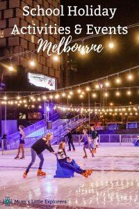 School holiday activities in Melbourne