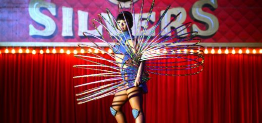 Silvers Circus Melbourne this Winter and school holidays.