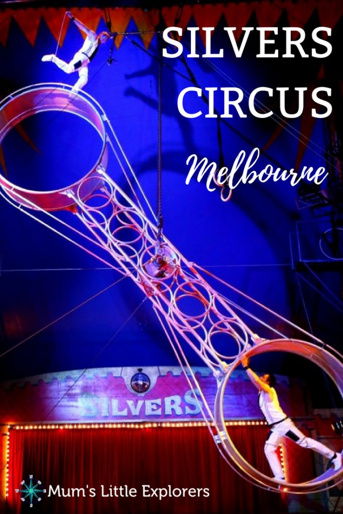 Silvers Circus in Melbourne
