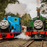 A Day Out With Thomas | Puffing Billy, Gembrook