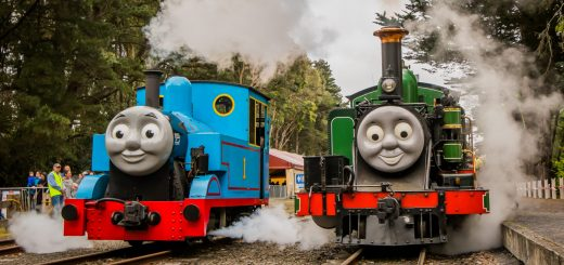 Thomas Puffing Billy