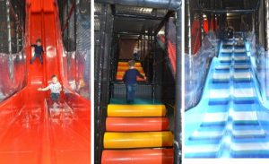 Funtopia Indoor climbing play centre melbourne
