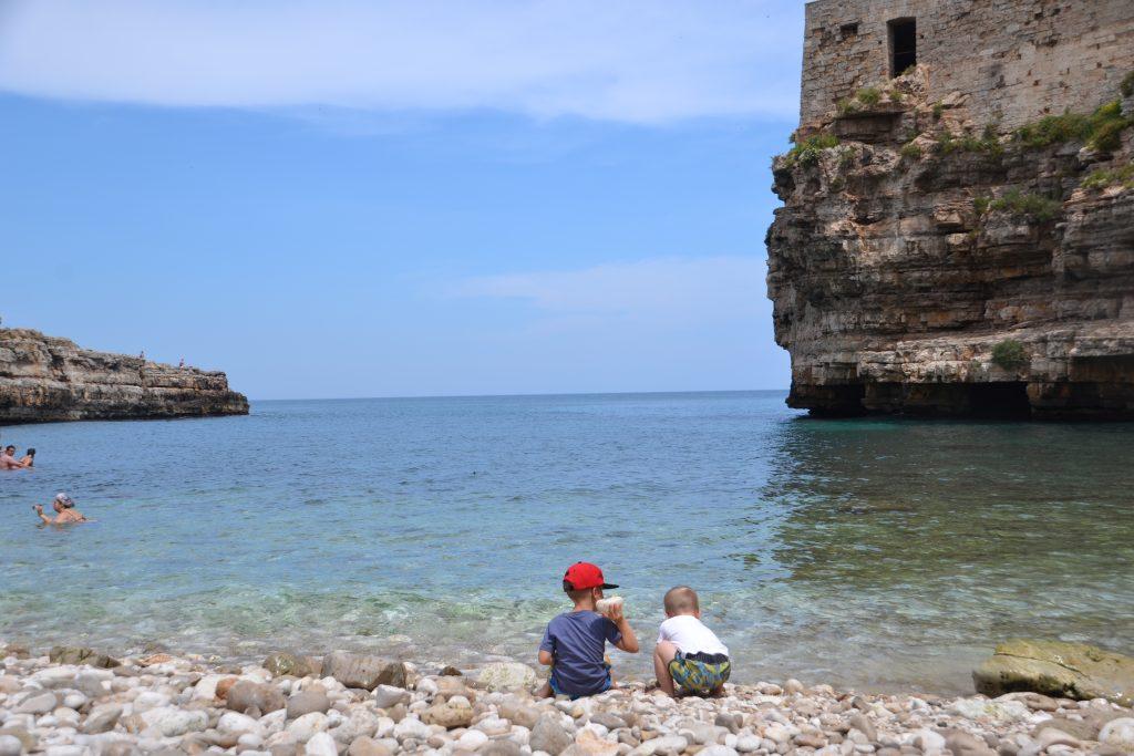 Polignano Puglia, Italy Family Holiday