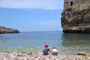 Polignano Puglia, Italy Family Holiday
