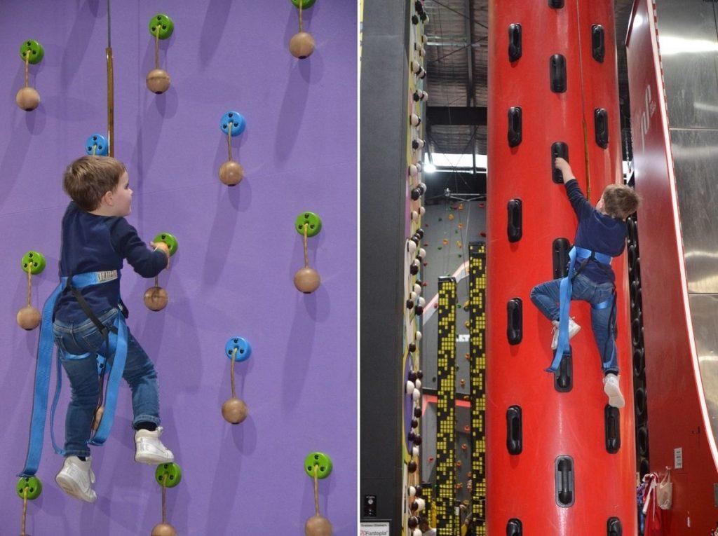 Funtopia Climbing Walls 2