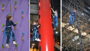 Funtopia climbing and indoor play centre Melbourne