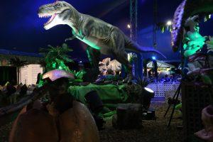 Dinosaur Exhibition Melbourne Jurassic Creatures