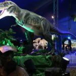 Jurassic Creatures Dinosaur Exhibition Melbourne
