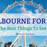 Melbourne with Kids: What to see and do