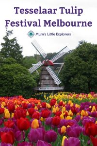 Tesselaar Tulip Festival Melbourne