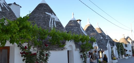 Alberobello Puglia, Italian family holiday