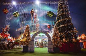 Santa's magical kingdom melbourne