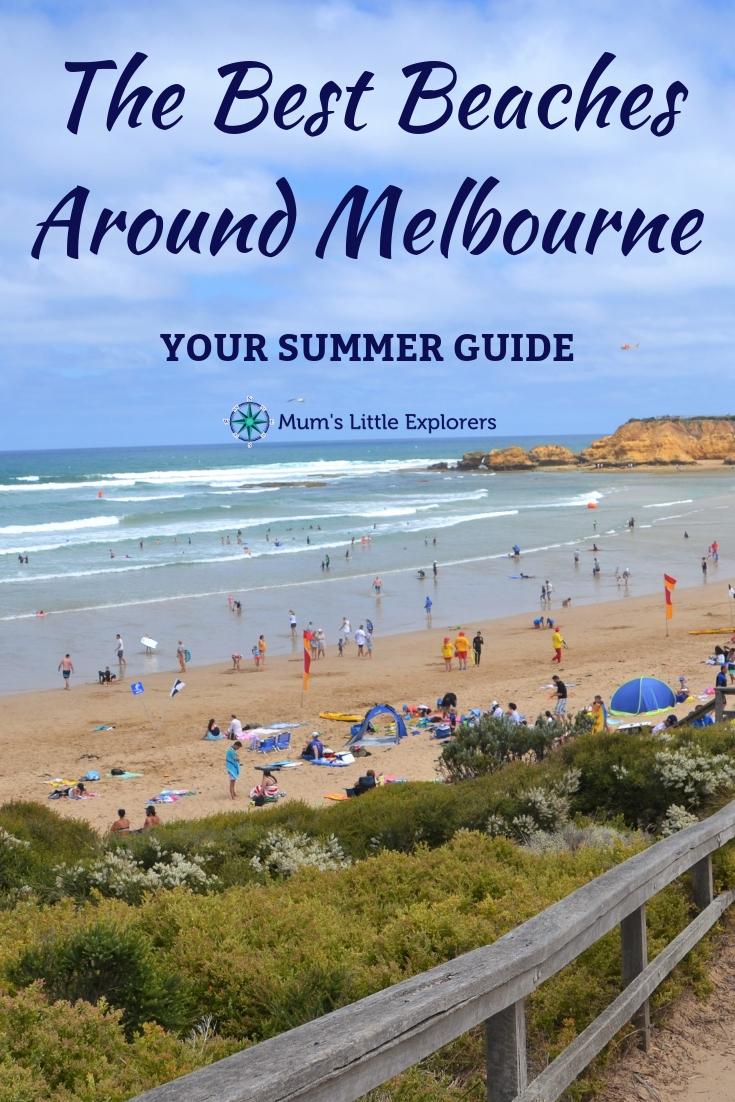 Best Beaches around Melbourne