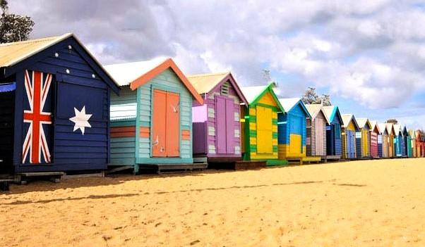 Brighton Best Beaches Near Melbourne