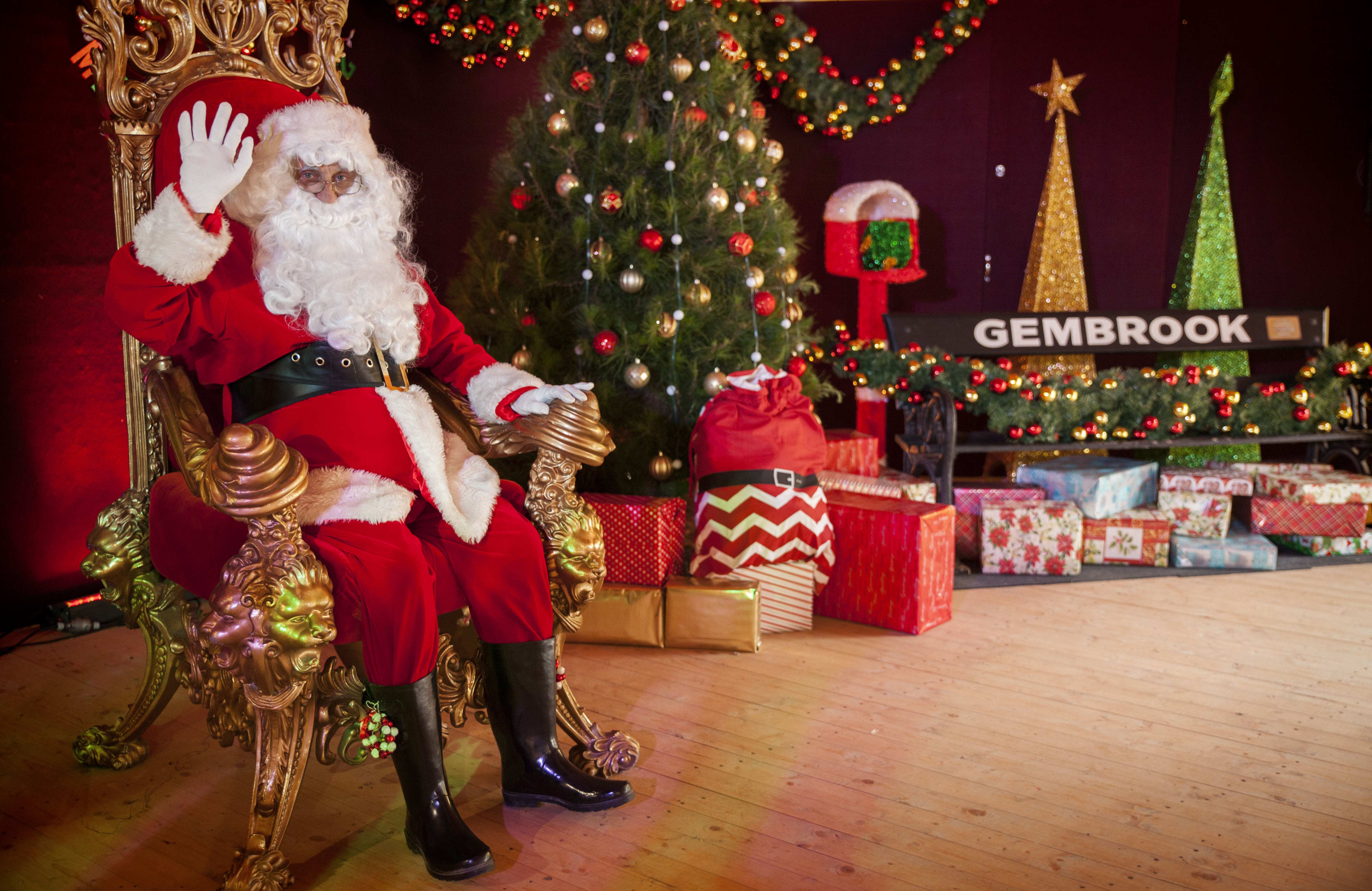 Puffing Billy - Christmas Family Events Melbourne