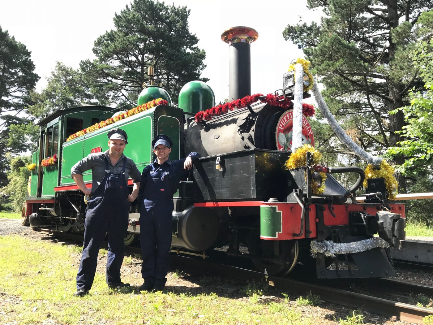 Puffing Billy - Family Christmas Events Melbourne