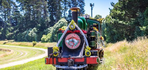 Puffing Billy Santa Special