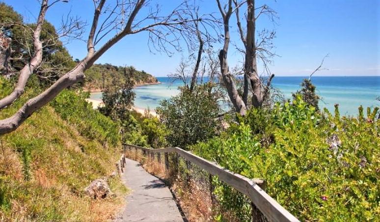 Mount Martha Beaches Near Melbourne