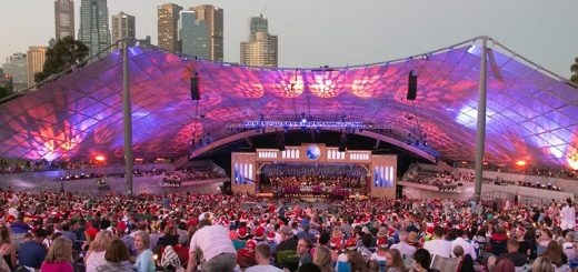 Carols by Candlelight Melbourne Christmas