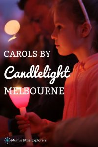 Carols By Candlelight Christmas in Melbourne