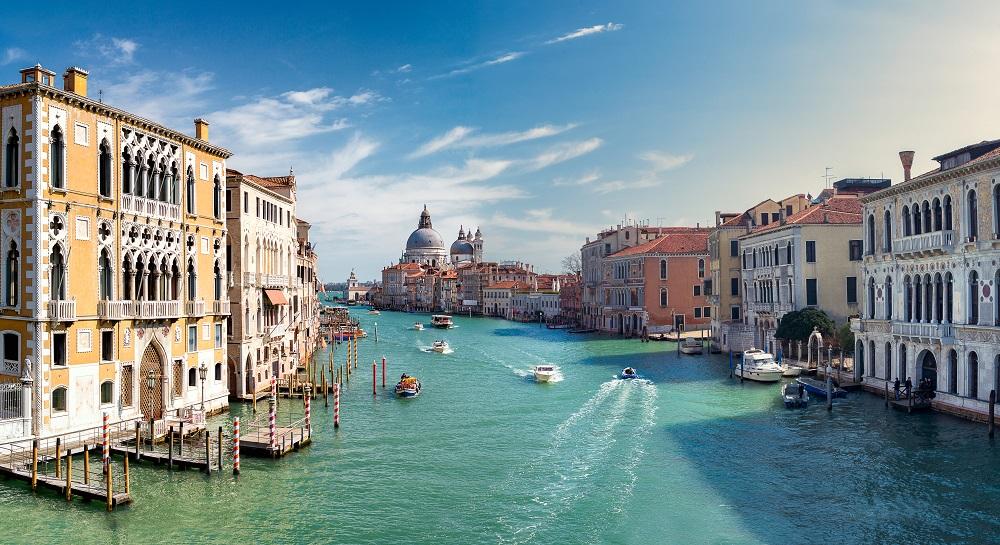 Venice Italy family holiday with kids