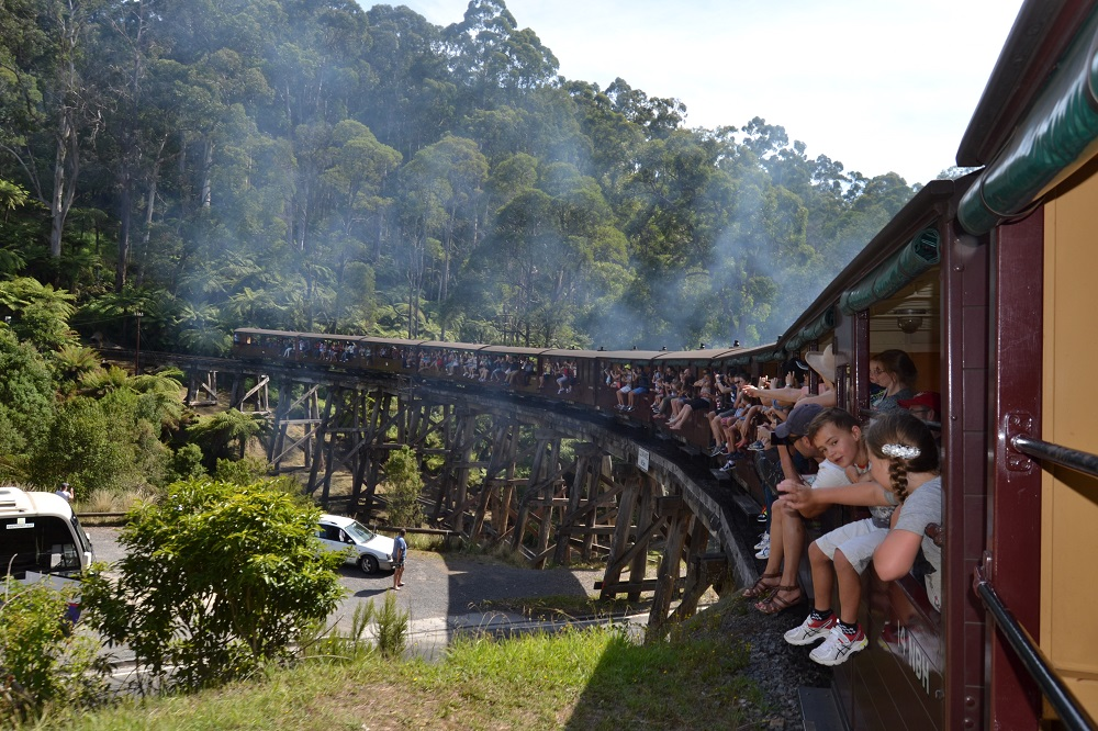 Puffing Billy - Day Trip from Melbourne