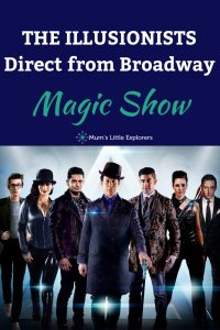 The illusionists Magic Show Melbourne