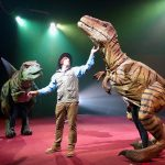 Jurassic Unearthed by Silvers Circus is touring Melbourne!!