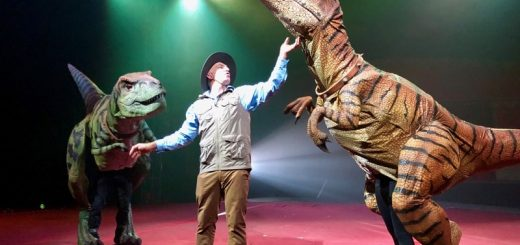 Jurassic Unearthed: Dinosaurs at Silvers Circus