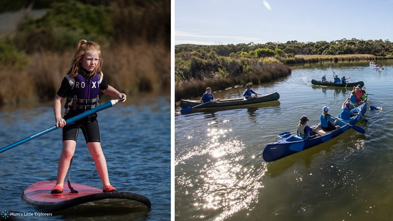 KAOS Anglesea Water Sports
