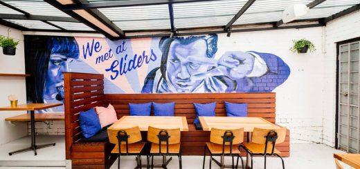 Slider Diner - American Diner Melbourne