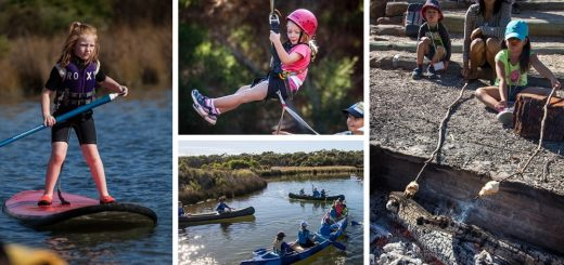 KAOS Anglesea Kids Adventure Outdoors