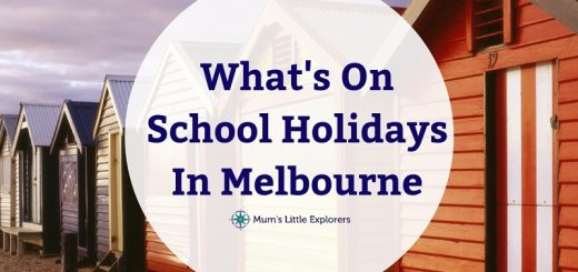Melbourne School Holidays Activities 2019