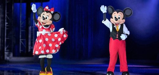Disney on Ice 2019 Mickey and Friends