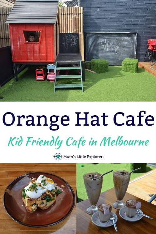 Orange Hat Cafe Altona - Kid Friendly Cafe Melbourne