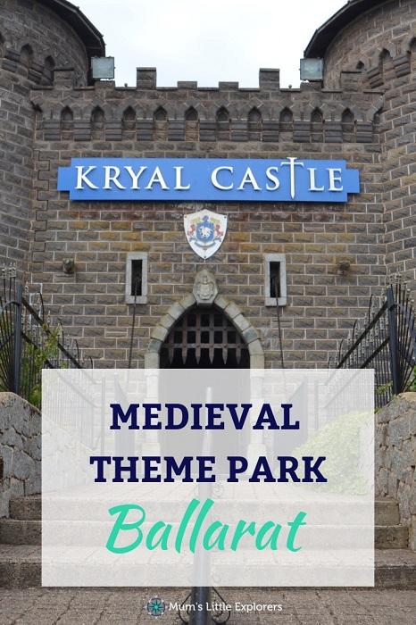 Kryal Castle Ballarat, Victoria