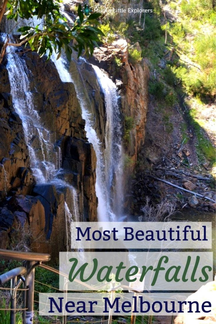 Beautiful and Best Waterfalls near Melbourne