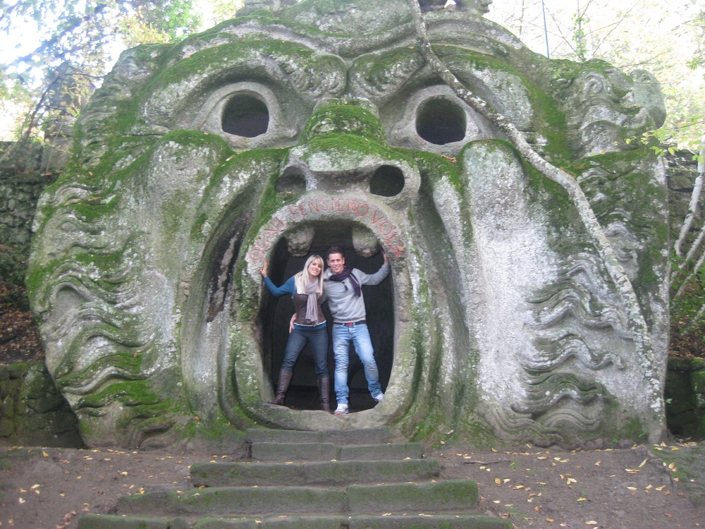 Bomarzo Monster Park - Rome Day Trip