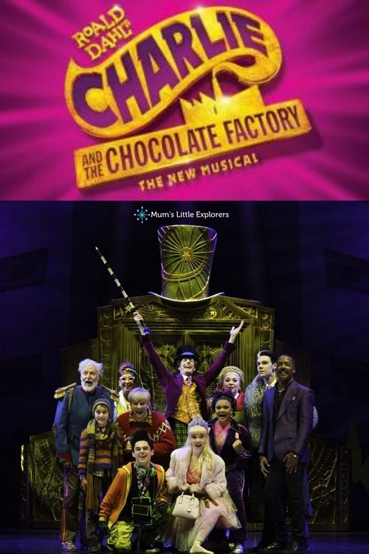 Charlie and the Chocolate Factory Musical in Melbourne