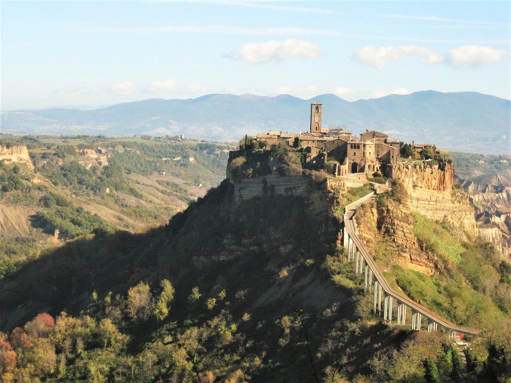 Civita Bagnoreggio - Day Trip From Rome