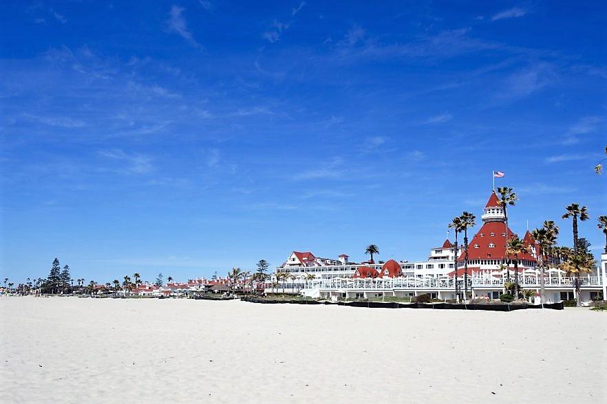 Coronado Beach - Southern California
